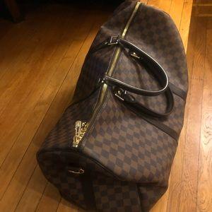 Louis Vuitton Large Duffle Bag